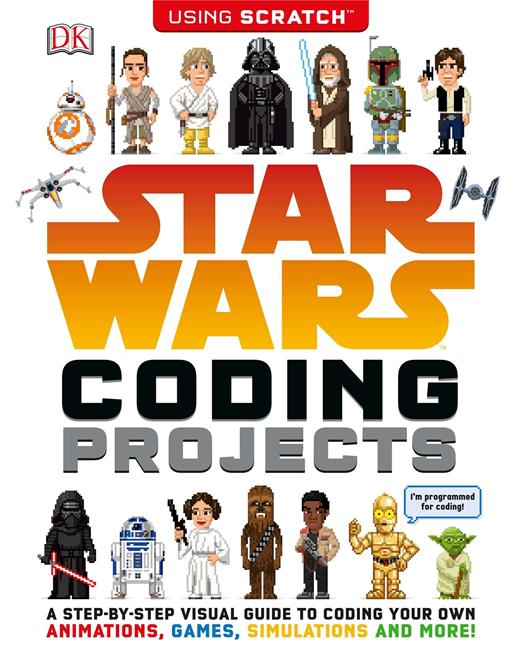 Star Wars Coding Projects (EPUB3)