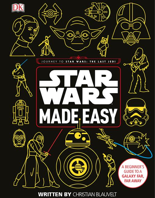 Star Wars Made Easy, (EPUB3)