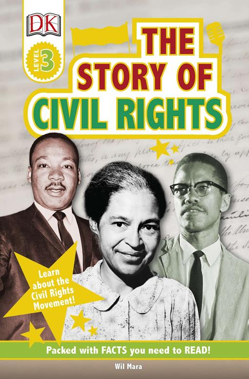 The Story Of Civil Rights, (EPUB3)