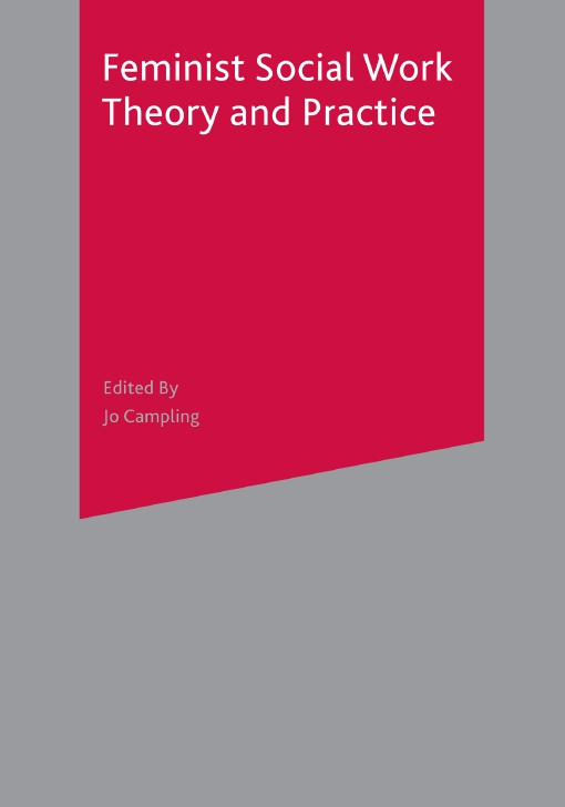 Feminist Social Work Theory and Practice