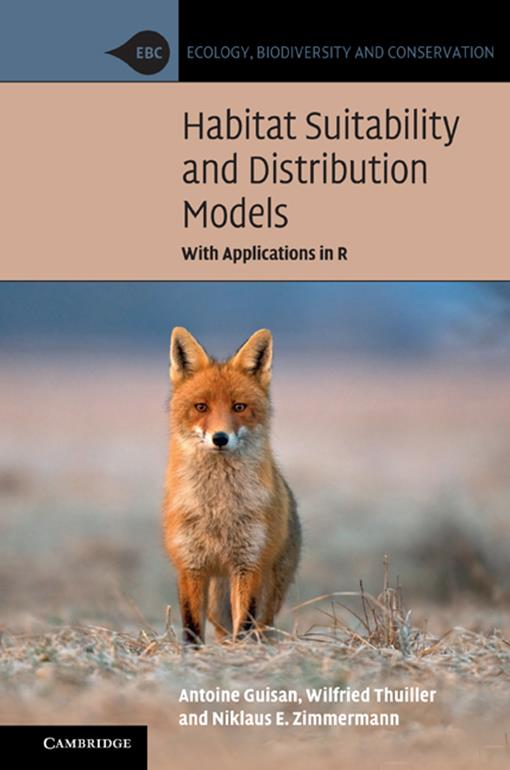 Habitat Suitability and Distribution Models
