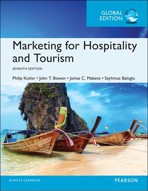 Marketing for Hospitality and Tourism, Global Edition (EPUB3)