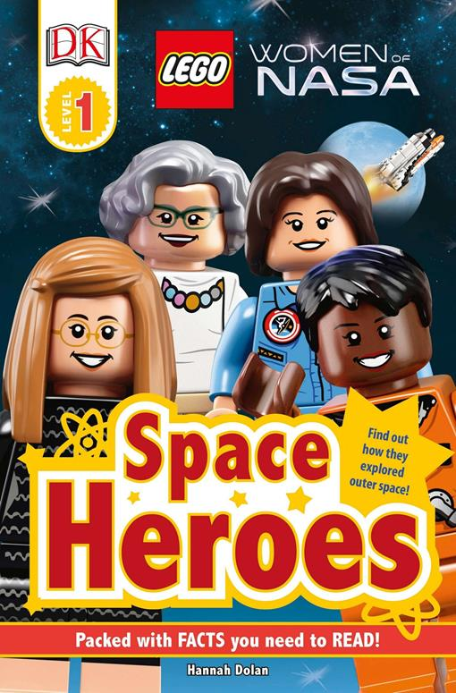 LEGO Women of NASA Space Heroes (EPUB3)