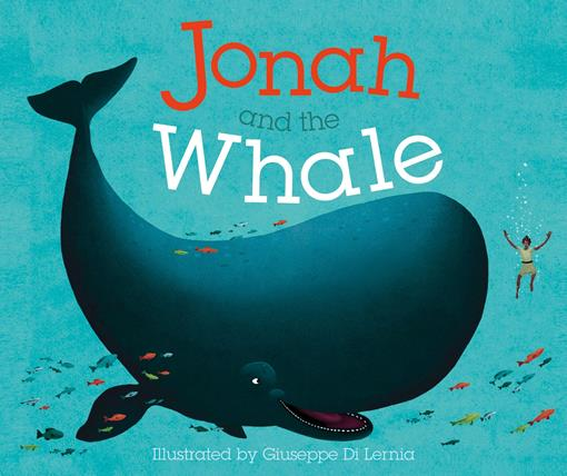 Jonah and the Whale, (EPUB3)