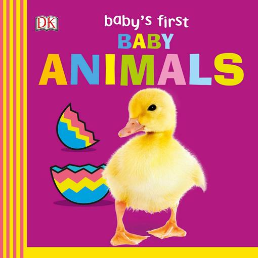 Baby's First Baby Animals, (EPUB3)