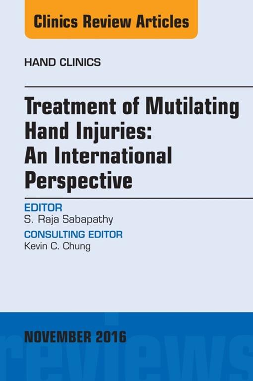 Treatment of Mutilating Hand Injuries: An International Perspective, An Issue of Hand Clinics