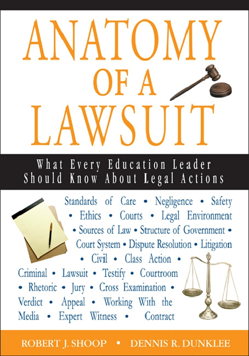 Anatomy of a Lawsuit