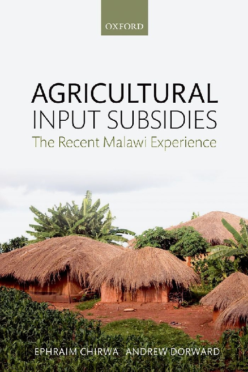 Agricultural Input Subsidies