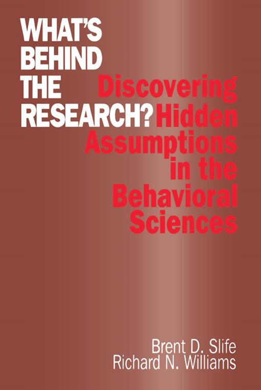 What's Behind the Research?