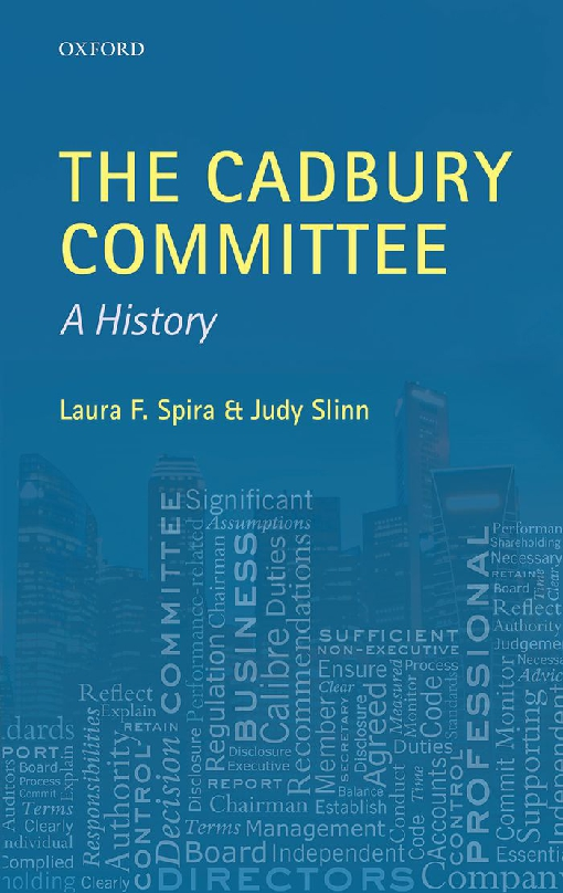 The Cadbury Committee