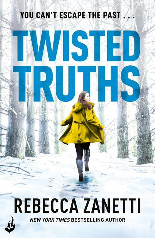 Twisted Truths: Blood Brothers Book 3