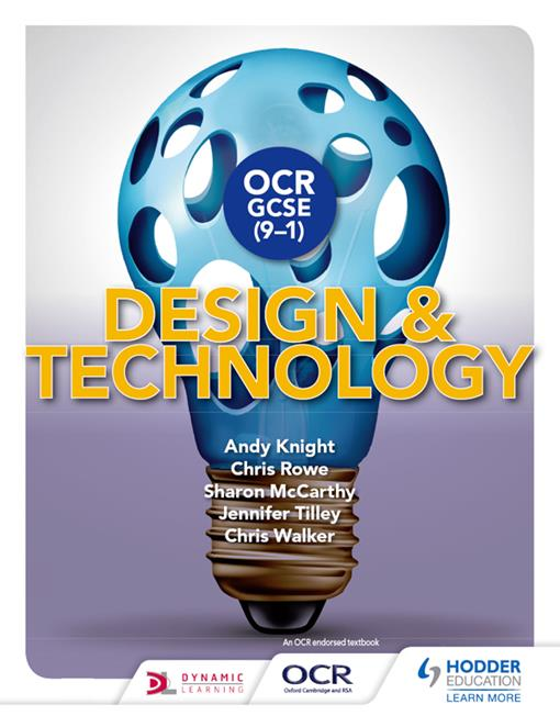 OCR GCSE (9-1) Design and Technology
