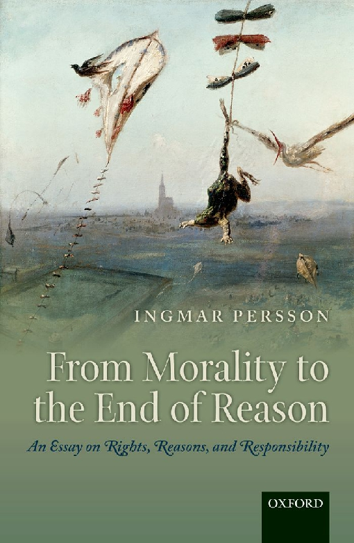 From Morality to the End of Reason