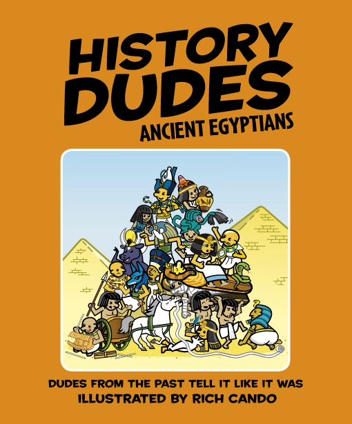 History Dudes Ancient Egyptians