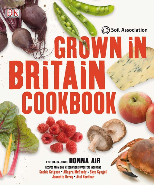 Grown in Britain Cookbook