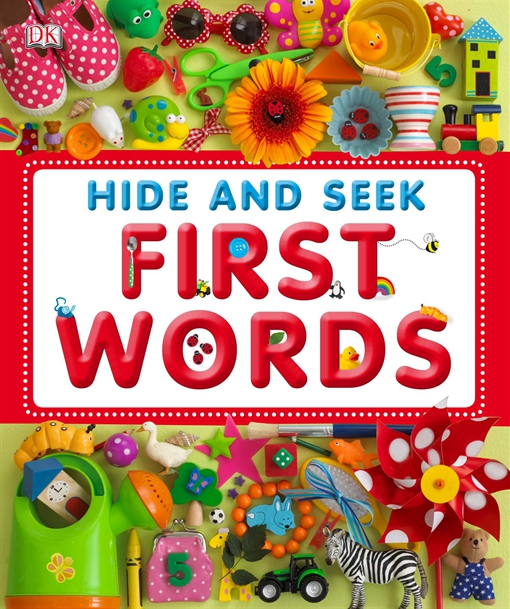 Hide and Seek First Words