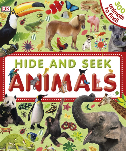Hide and Seek Animals