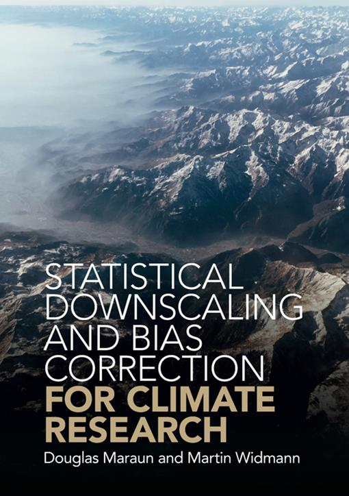 Statistical Downscaling and Bias Correction in Climate Research
