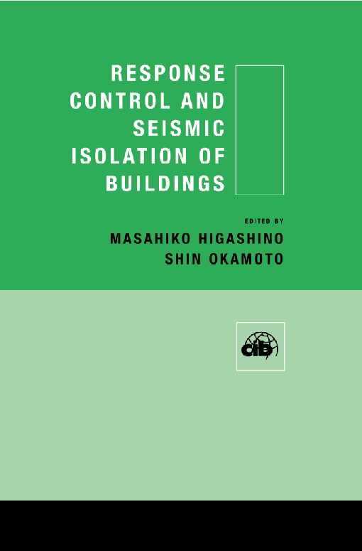 Response Control and Seismic Isolation of Buildings