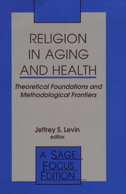 Religion in Aging and Health
