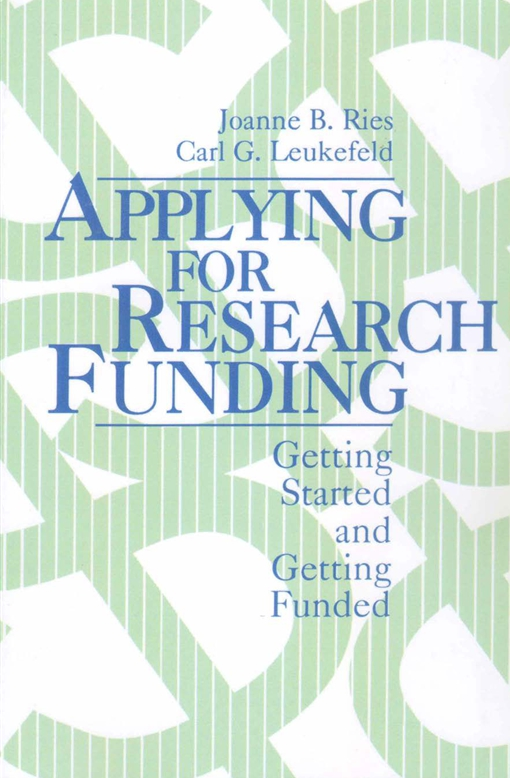 Applying for Research Funding