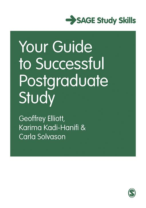 Your Guide to Successful Postgraduate Study