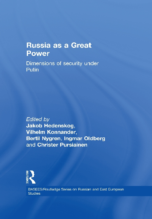Russia as a Great Power