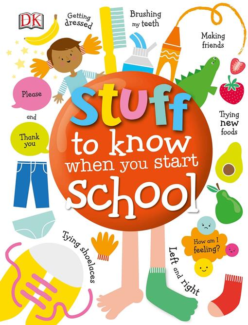Stuff to Know When You Start School, (EPUB3)