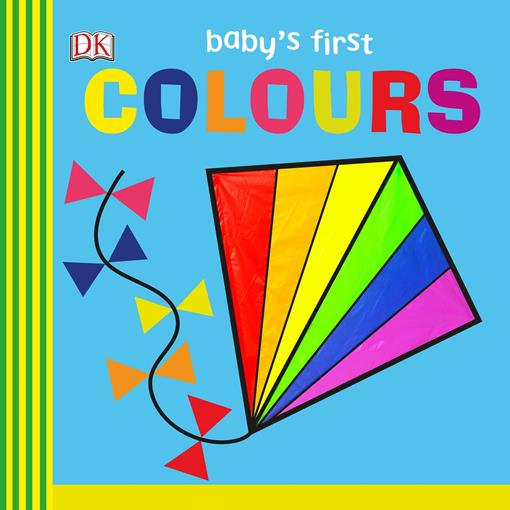 Baby's First Colours, (EPUB3)