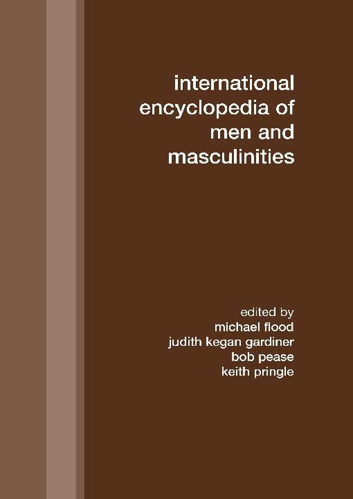 International Encyclopedia of Men and Masculinities