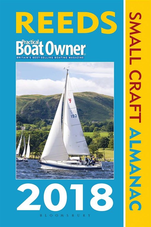 Reeds PBO Small Craft Almanac 2018