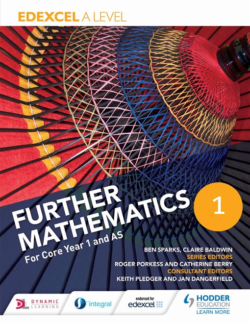 Edexcel A Level Further Mathematics Year 1 (AS)