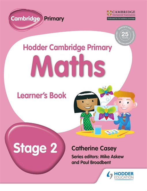 Hodder Cambridge Primary Maths Learner's Book 2