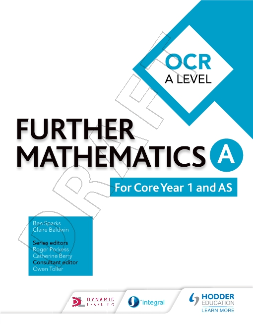 OCR A Level Further Mathematics Year 1 (AS)