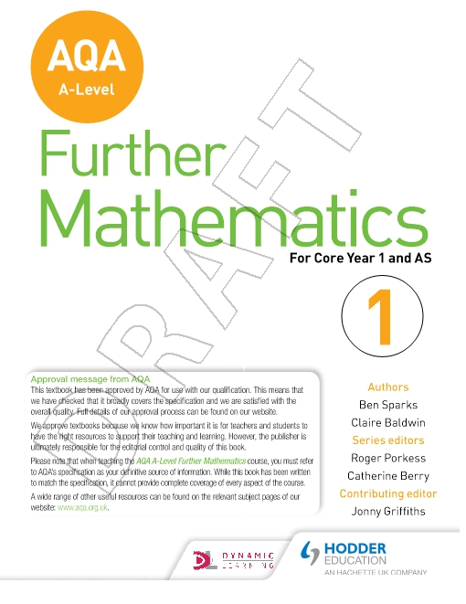 AQA A Level Further Mathematics Year 1 (AS)