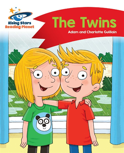 Reading Planet - The Twins - Red A: Comet Street Kids