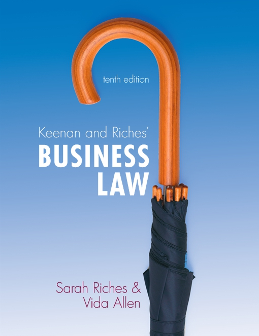 Keenan and Riches' Business Law