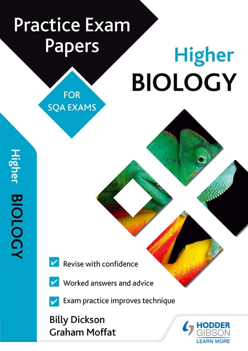 Higher Biology: Practice Papers for SQA Exams