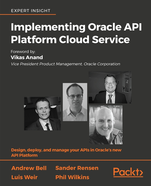 Implementing Oracle API Platform Cloud Service