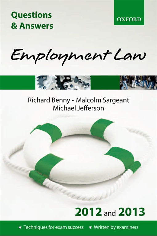 Questions & Answers: Employment Law 2012 and 2013