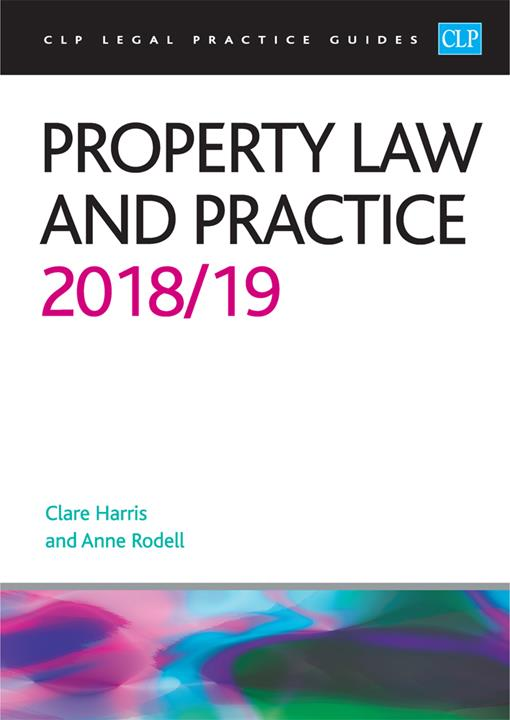 Property Law and Practice 2018/2019