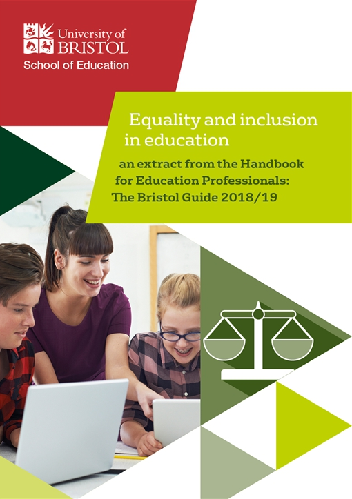 Equality and inclusion in education