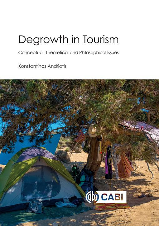 Degrowth in Tourism