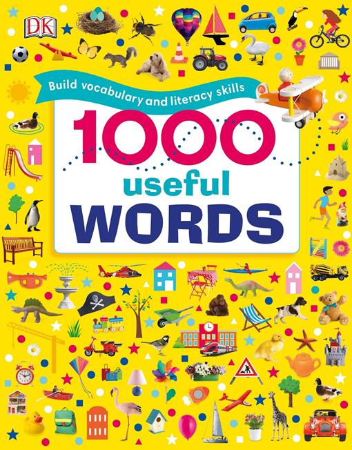 1000 Useful Words, (EPUB3)