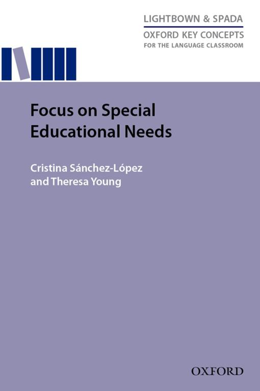 FOCUS ON SPECIAL EDUCATIONAL NEEDS