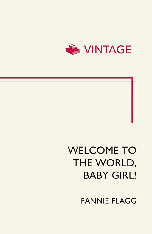 Welcome To The World Baby Girl