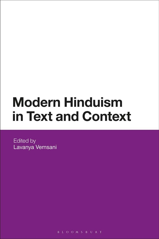 Modern Hinduism in Text and Context