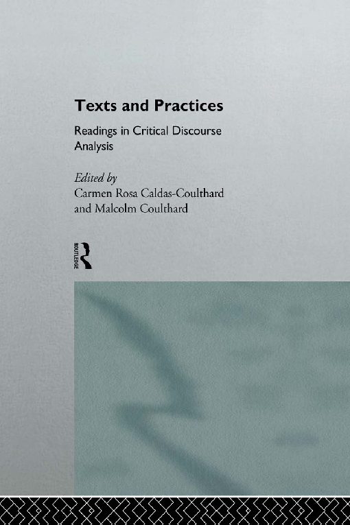 Texts and Practices