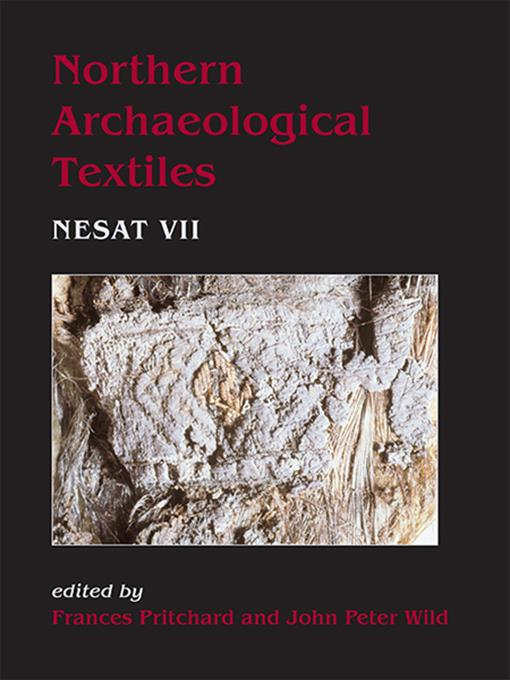 Northern Archaeological Textiles