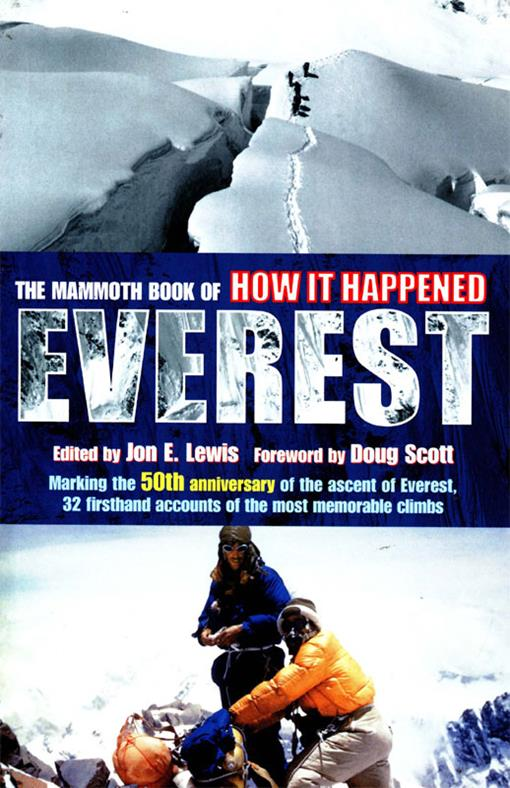 The Mammoth Book of How it Happened - Everest